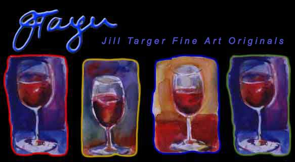 Jill Targer Fine Art Originals